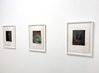 Alex Couwenberg: Monotypes, installation view