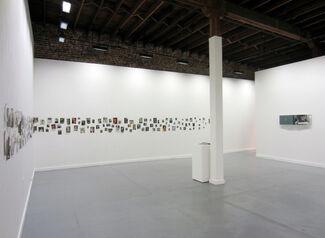 Buzz Spector: New Work, installation view