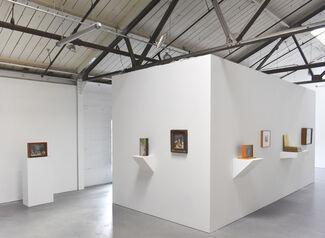 Lawrence Jordan: The Alchemist's Lens, installation view