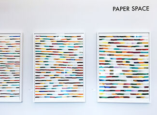 Paper Space, installation view