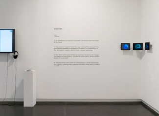 Eyebeam in Objects, installation view