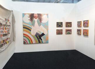 Klowden Mann at NADA New York 2015, installation view