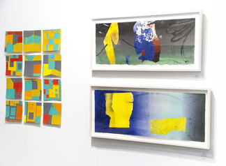 Susan Eley Fine Art at Art on Paper New York 2017, installation view