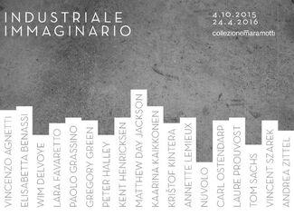 Industriale Immaginario, installation view