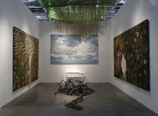 Artesan Gallery + Studio at Art Stage Singapore 2015, installation view