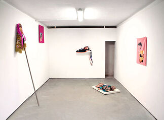 Bean Gilsdorf's - Trouble at Home, installation view