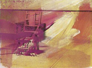 Andy Warhol, Damien Hirst, installation view