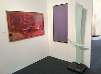 Hollis Taggart Galleries at The Armory Show 2015, installation view