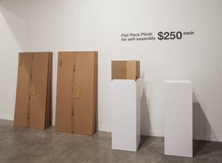 Paul Stolper Gallery at Art Basel in Miami Beach 2013, installation view