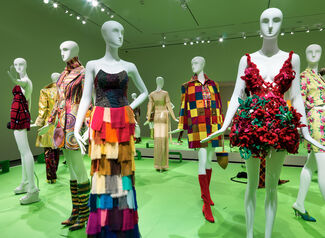 All of Everything: Todd Oldham Fashion, installation view