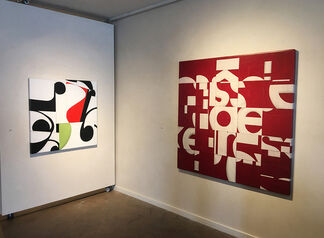 To the Letter, installation view