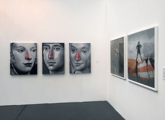 Dillon Gallery at Art15 London, installation view
