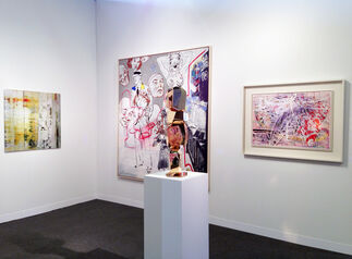 Setareh Gallery at The Armory Show 2016, installation view