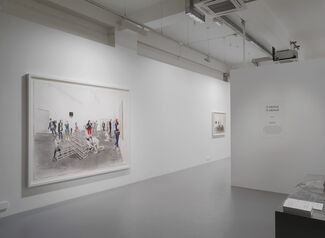 It Means It Means! – A Drawn Exhibition by Charles Avery & Tom Morton at the Museum of Art, Onomatopoeia and Pilar Corrias, installation view