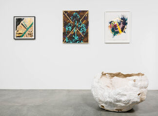 Uncommon Terrain curated by Anuradha Vikram, installation view