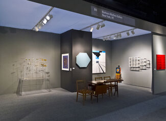 Barbara Mathes Gallery at ADAA: The Art Show 2015, installation view
