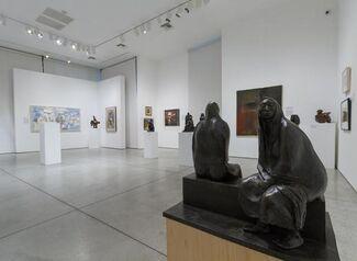 LATIN AMERICAN ART, installation view