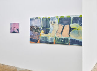 Piktogram at Art Brussels 2021, installation view