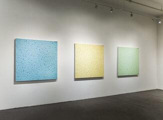 Pouran Jinchi: Tajvid Paintings, installation view