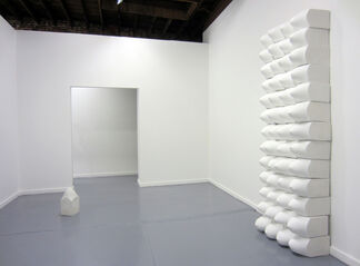 Jill Downen: Midsection, installation view