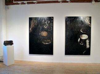 Phantom Forest, installation view