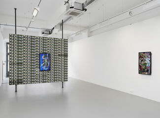 Ken Okiishi: gesture/data, installation view