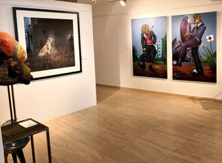 SUMMER GROUP SHOW ART AFRICA, installation view