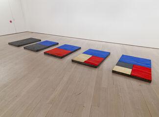 Ulrich Rückriem, installation view