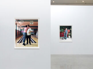 Alana Riley's Self-Portraits, installation view