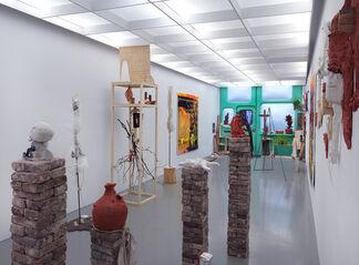 Esteban Cabeza de Baca - Unlearn, installation view