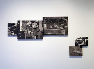 Hugo Crosthwaite: Tijuana Radiant Shine   Shattered Mural, installation view