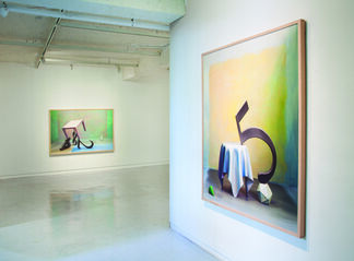 Hyunmi YOO - Number's Eyes, installation view