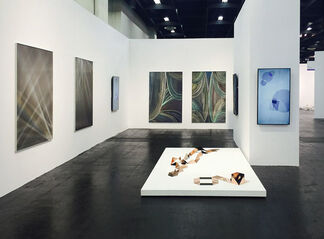 COSAR HMT at Art Cologne 2015, installation view