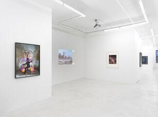 Guarded Future: Vikky Alexander, Ellen Brooks, Judy Chicago, Karen Sylvester, installation view