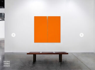 Galerie Thomas Schulte at Art Basel Hong Kong 2020, installation view