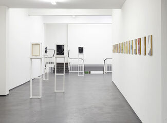 Florian Schmidt – Affinities, installation view