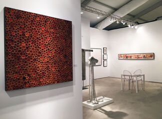 Lisa Sette Gallery at Art Miami 2015, installation view