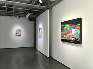 Mute 静音, installation view