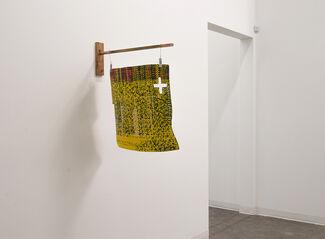 PAPER; GROUND, installation view