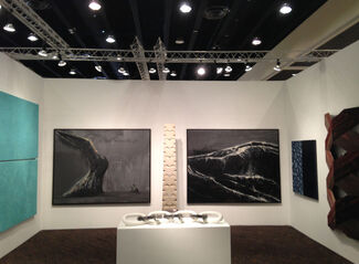 Contemporary Artifact at Palm Springs Fine Art Fair 2015, installation view