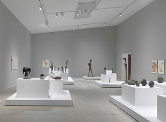 Elizabeth Frink: Transformation, installation view