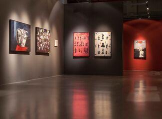 Şahin Kaygun, installation view