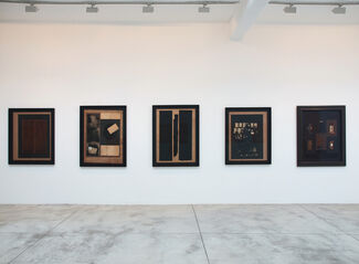 LOUISE NEVELSON 55-70, installation view
