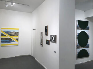 """James Hyde, """"West"""", installation view"""
