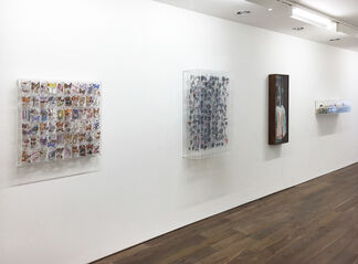 Jack Milroy - Cut Out, works 1973-2016, installation view