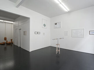 Jan Kopp | Constellations ordinaires #4 | Galerie Laurence Bernard, installation view