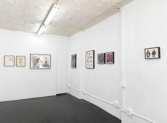Jimmy Wright: New York Underground, installation view
