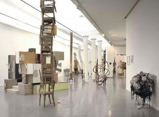 """Gelitin:  """"La Louvre - Paris"""" at Musée d'Art Moderne de la Ville de Paris, installation view"""