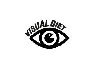 VISUAL DIET, installation view