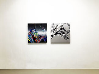Berlin Showroom, installation view